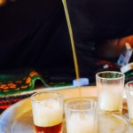 The Mauritanian Tea Ceremony - شاي بالنعناع