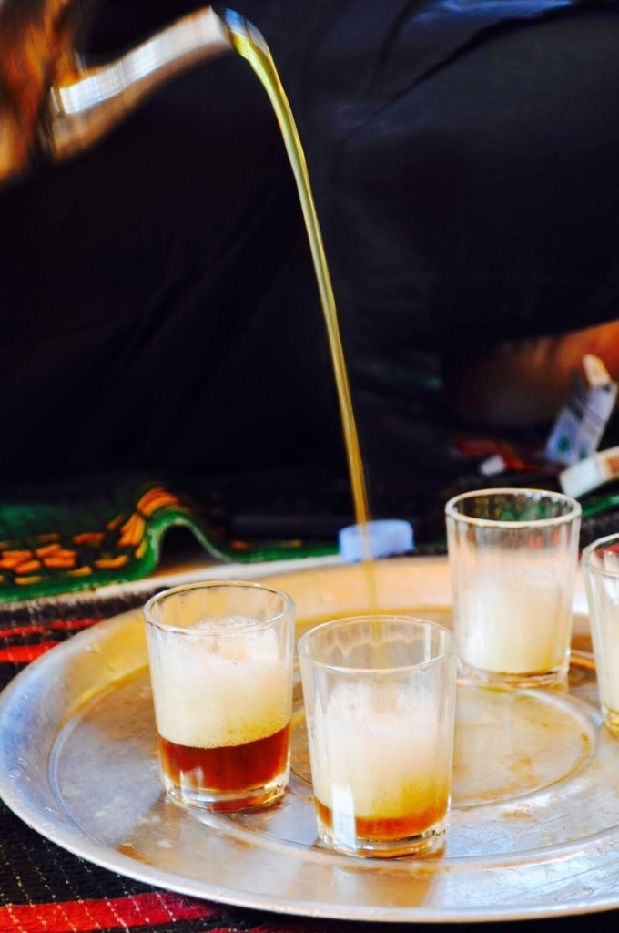 The Mauritanian Tea Ceremony