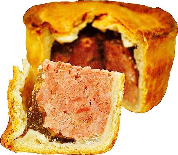 The Hirshon Melton Mowbray Pork Pie