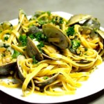 The Hirshon Linguine con Vongole