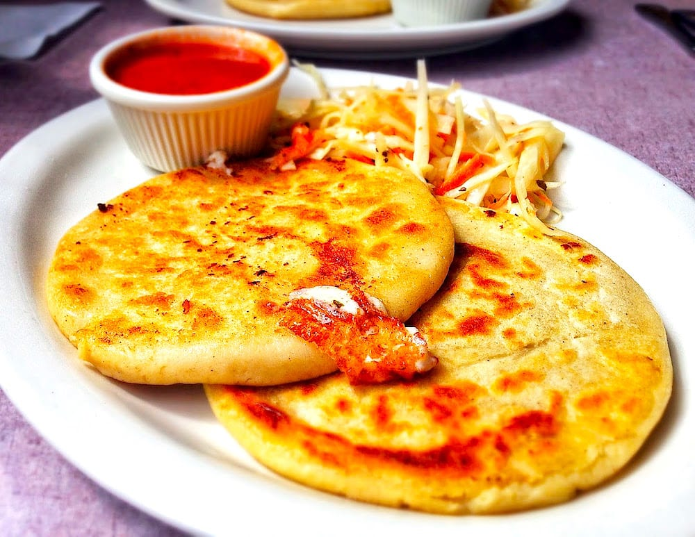 Salvadorian Food