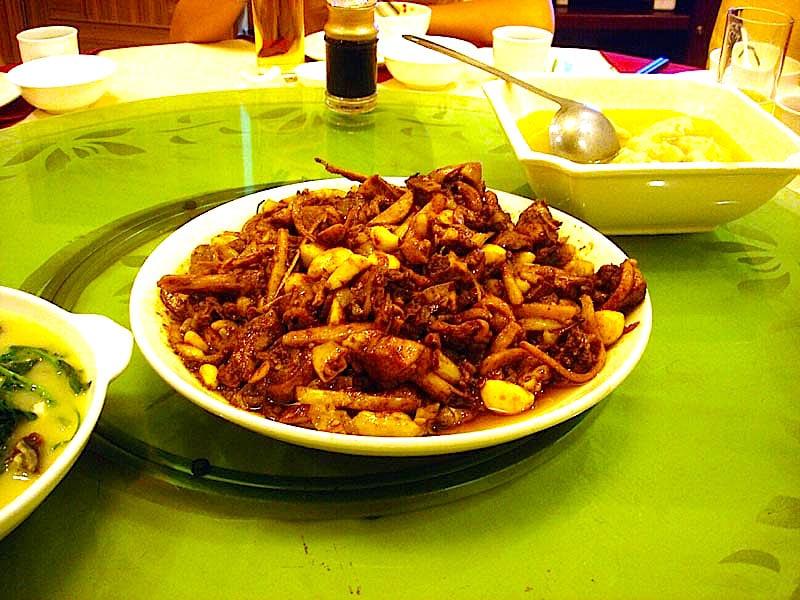 Zhuang Preserved Lemons – 酸柠檬 + The Hirshon Nanjing Lemon Duck