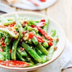 The Hirshon Sichuan Dry-Fried Green Beans - 干煸豆角