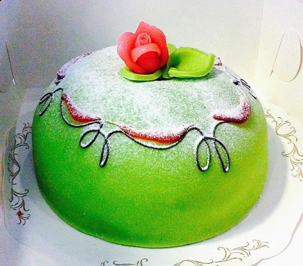 The Hirshon Swedish Princess Cake – Prinsesstårta
