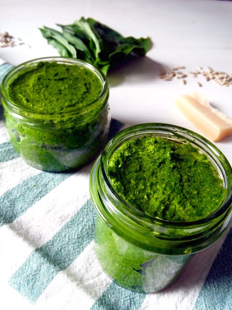 The Hirshon Genovese Pesto