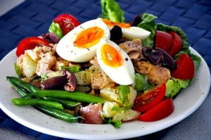 The Hirshon Salade Niçoise