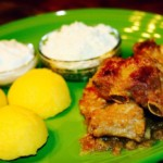 The Hirshon Moldovan Friptura din Costita de Porc