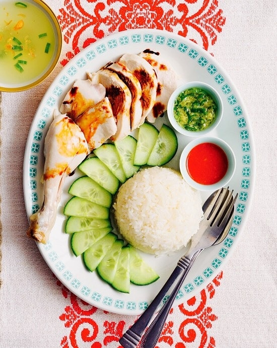 The Hirshon Hainan Chicken Rice - 海南雞飯
