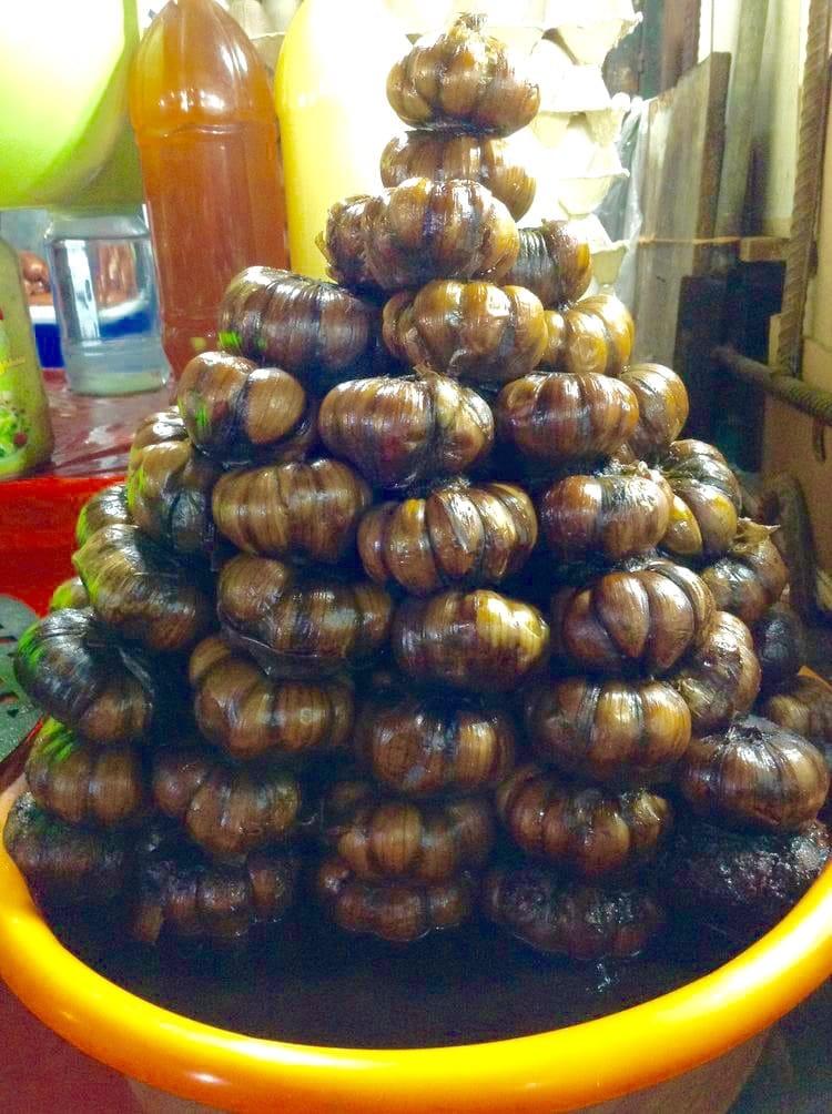 The Hirshon Georgian Pomegranate Pickled Garlic - მშავე ნიორი