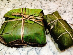 The Hirshon Costa Rican Christmas Tamales