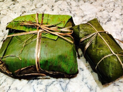 The Hirshon Costa Rican Tamales