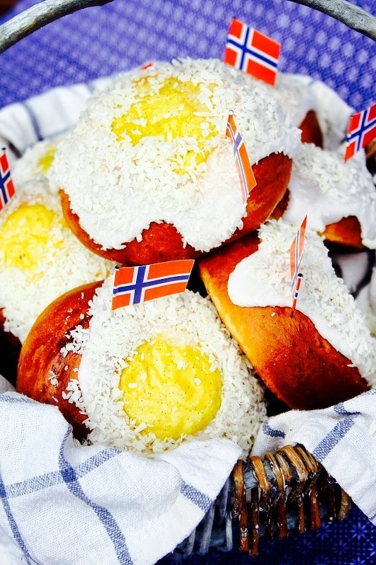 The Hirshon Norwegian Skolebrød