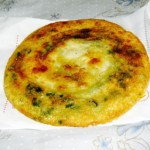 The Hirshon Chinese Scallion Pancake - 葱油饼