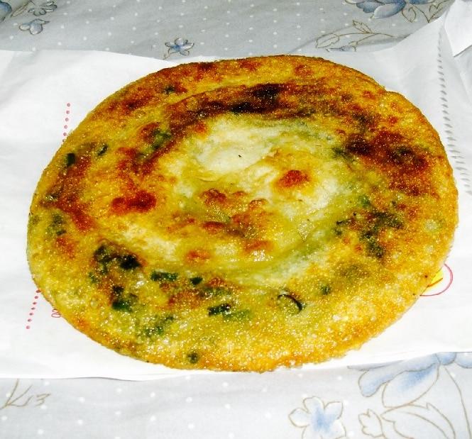 The Hirshon Chinese Scallion Pancake