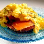 James Bond's Scrambled Eggs (a la TFD!)