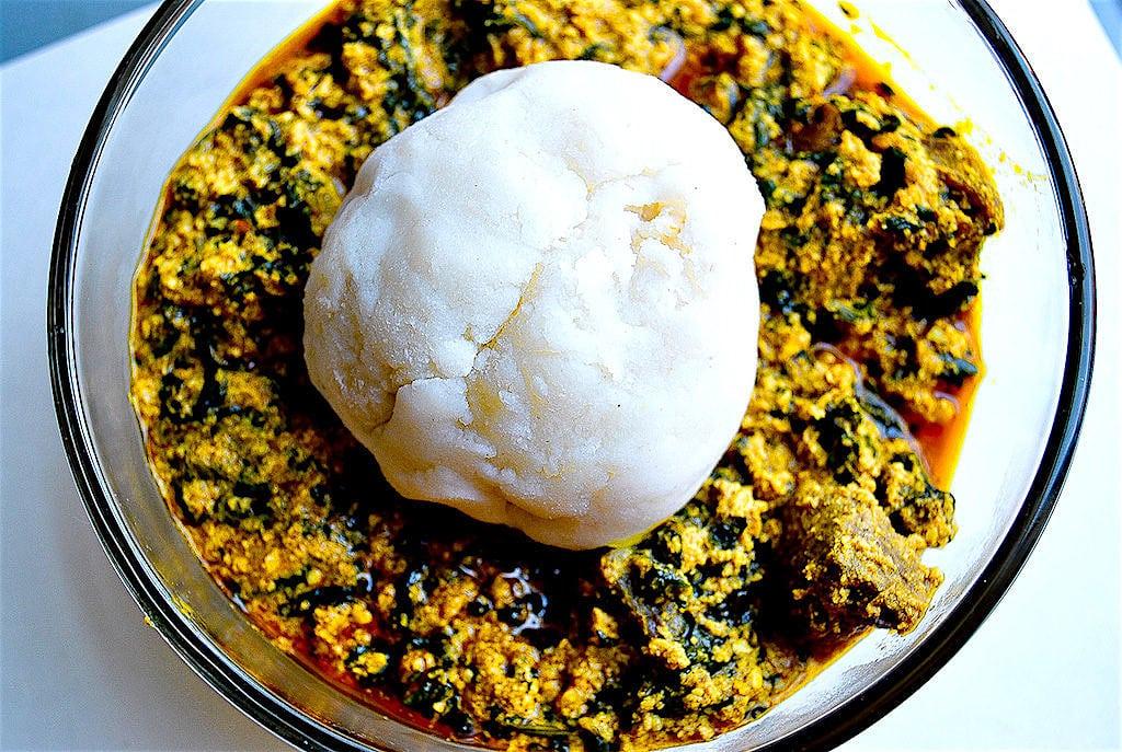 The Hirshon Nigerian Egusi Soup