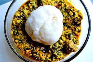 The Hirshon Nigerian Egusi 'Soup'
