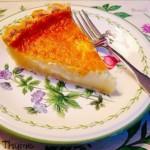 The Hirshon Hoosier Sugar Cream Pie