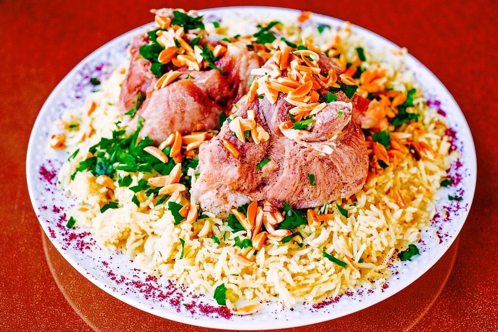 The Hirshon Jordanian Lamb Mansaf – المنسف الأردني