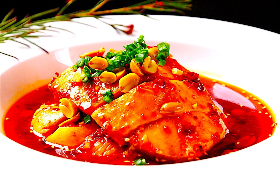 The Hirshon Sichuan Mouthwatering Chicken - 口水鸡