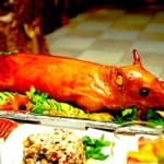 The Hirshon Balinese Suckling Pig - Babi Guling