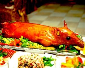 The Hirshon Balinese Suckling Pig – Babi Guling
