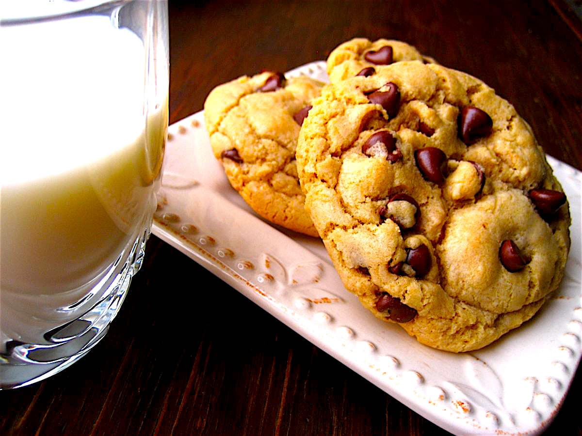 The Hirshon Soft Chocolate Chip Cookies
