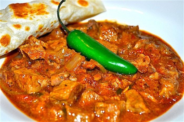 The Hirshon Carne Guisada