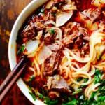 The Hirshon Lanzhou Beef Noodles - 兰州拉面