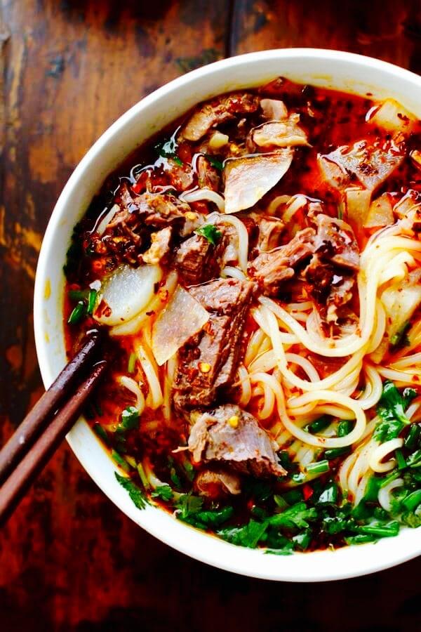 The Hirshon Lanzhou Beef Noodles – 兰州拉面