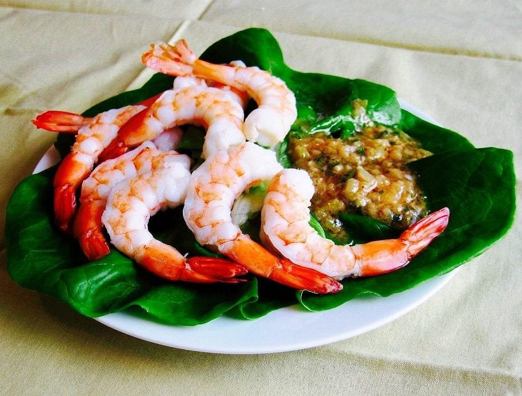 The Hirshon Shrimp Remoulade