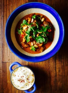 The Hirshon Beef Massaman Curry – แกงมัสมั่น