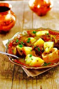 The Hirshon Yemenite Marak Temani – מרק תימני