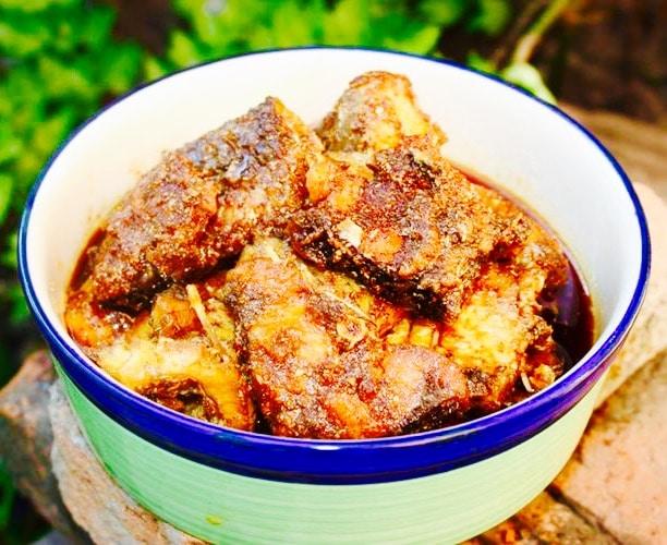 The Hirshon Nepalese Fish Sukuti – सुकुटी