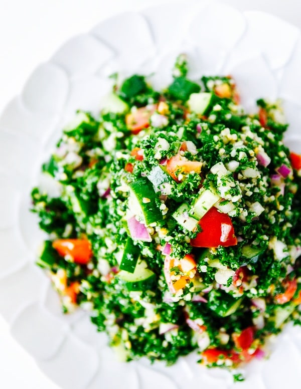 The Hirshon Tabbouleh - تبولة‎