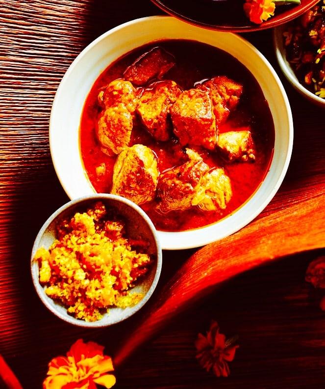 Goan Pork Vindaloo – Vin d'Alhos