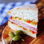 The Hirshon New Orleans Muffuletta