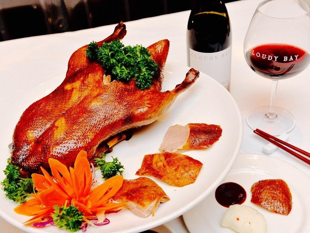 The Hirshon Sichuan Tea And Camphor-Smoked Duck – 樟茶鸭