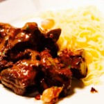 The Hirshon French Venison Stew - Civet de Chevreuil