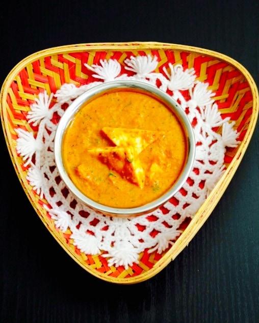 The Hirshon Punjabi Shahi Paneer - शाही पनीर