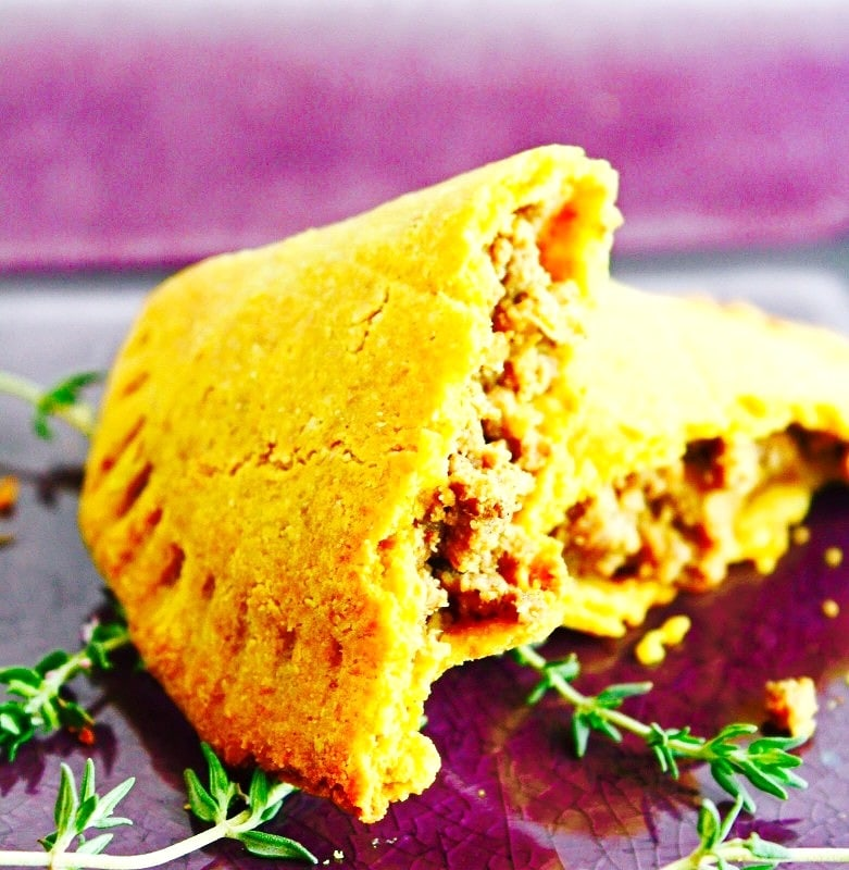The Hirshon Jamaican Meat Patty
