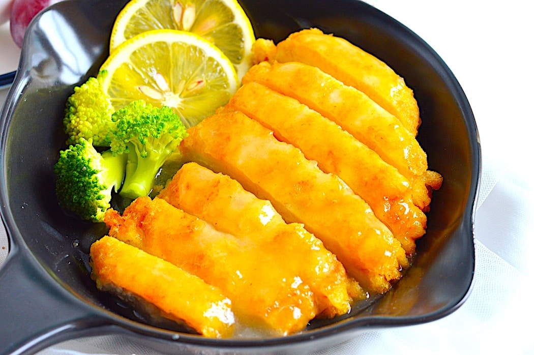 The Hirshon Chinese Lemon Chicken – 檸檬雞