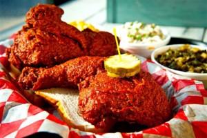 The Hirshon Nashville Hot Chicken