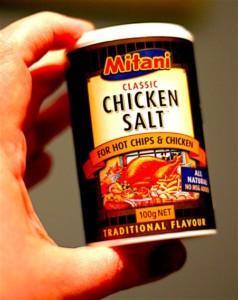 """The Hirshon Australian """"Chicken Salt"""""""