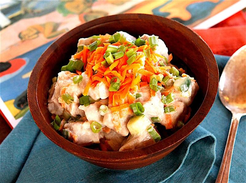 The Hirshon Tahitian Ceviche – E'ia Ota