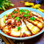 The Hirshon Sichuan Garlic Pork - 蒜泥白肉