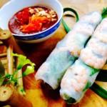 The Hirshon Vietnamese Spring Rolls - Gỏi Cuốn