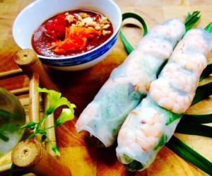 The Hirshon Vietnamese Spring Rolls – Gỏi Cuốn