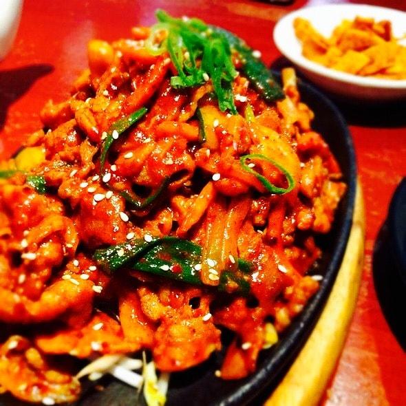 The Hirshon Korean Daeji Bulgogi - 돼지불고기