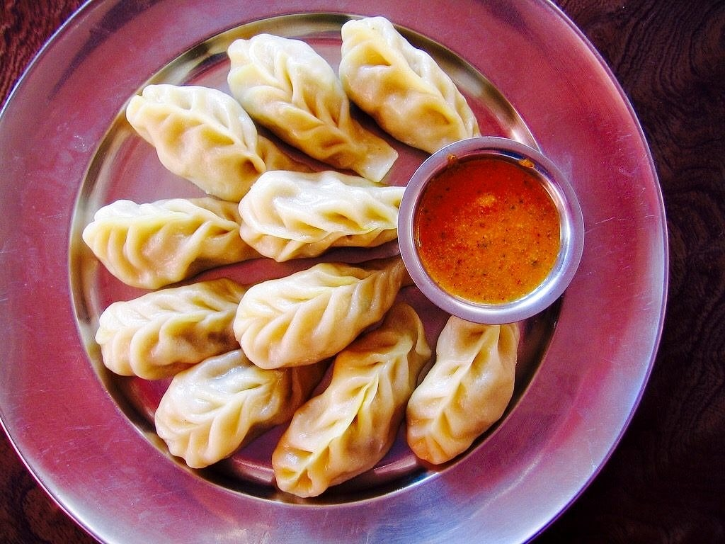 The Hirshon Bhutanese Boiled Dumplings - ममचा